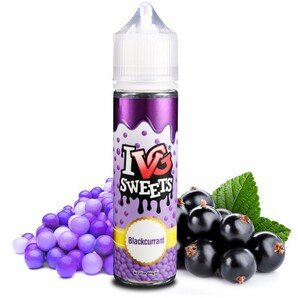 IVG Sweets - Blackcurrant